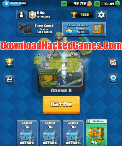 Clash Royale Hack Cheats Online Tool - Free Gems and Gold