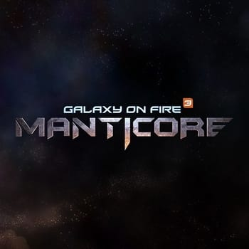 Galaxy on Fire 3 - Manticore Icon