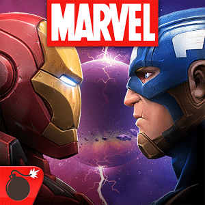 Marvel Contest of Champions Icons