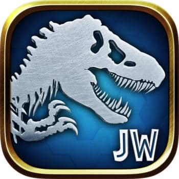 Jurassic World The Game Icon