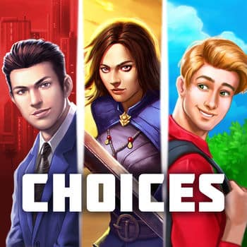 Choices Stories You Play Icon